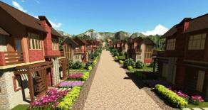 ID-3440 Proyecto de villas en el sector de JARABACOA