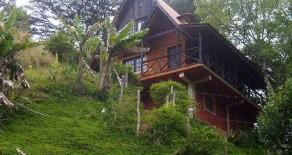 ID-4148 Hermosa y acogedora cabaña en venta, ARROYO FRÍO – CONSTANZA